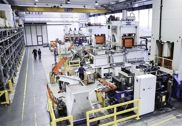 Metallschneidemaschinen 3