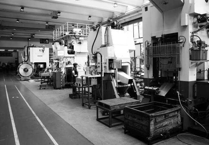 Metallschneidemaschinen 4