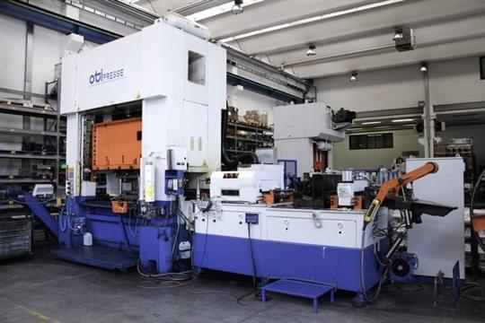 Minifaber Maschinenpark 5