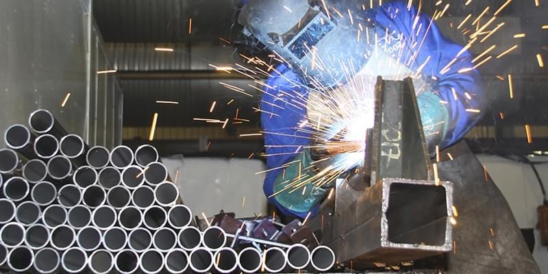 principale - Saldature alluminio
